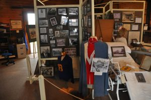 Rails & Trails Museum in Booneville